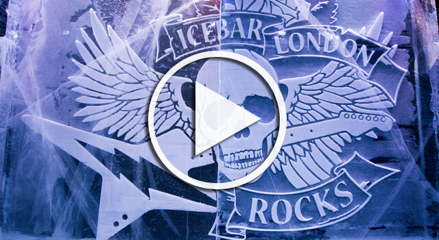 Time lapse video - Icebar Rocks Rebuild