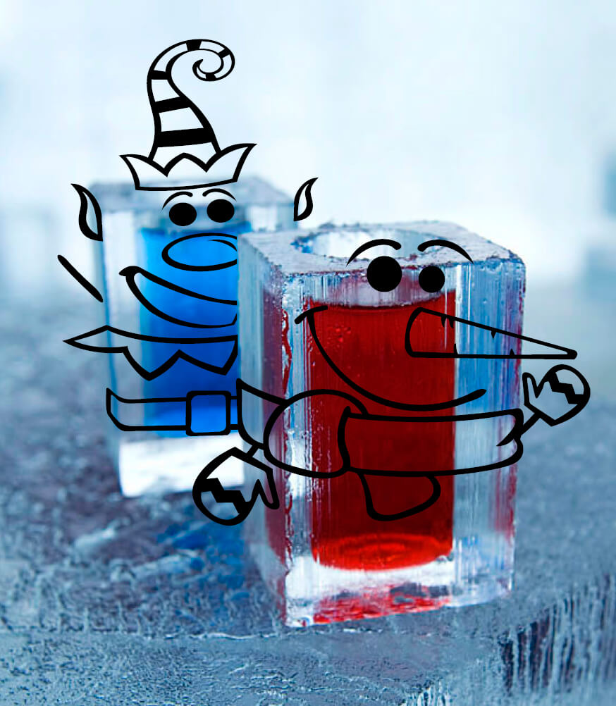 ICEBAR Christmas Events