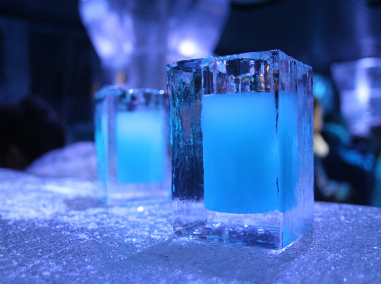 ICEBAR Ice Cocktails
