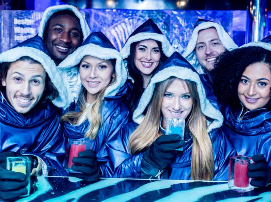 ICEBAR Party People