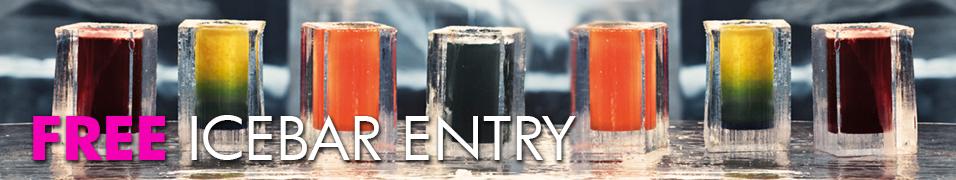 Free ICEBAR Entry