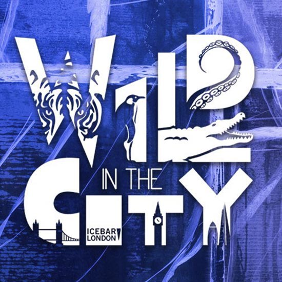 ICEBAR Wild in the city theme